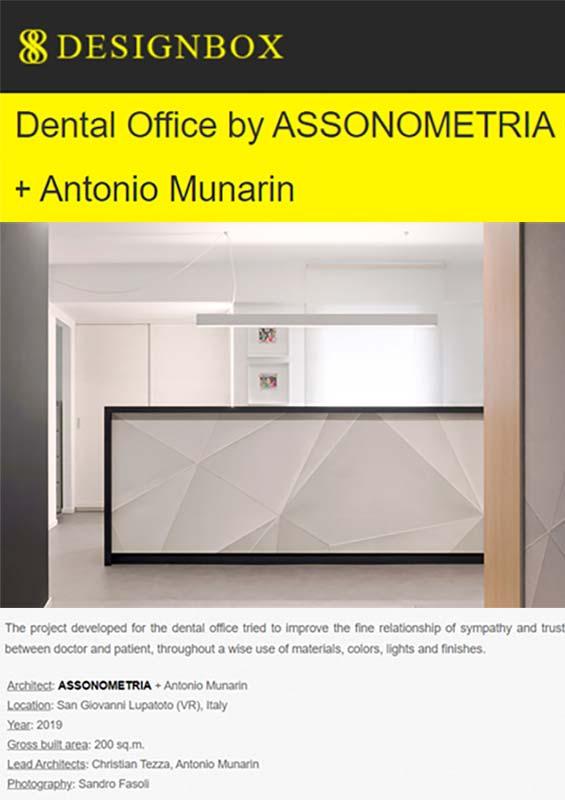DESIGN BOX STUDIO ODONTOIATRICO
