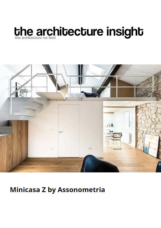 MINICASA Z the architecture insight