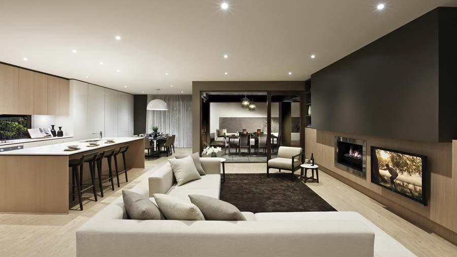 arredamento per cucina e soggiorno
