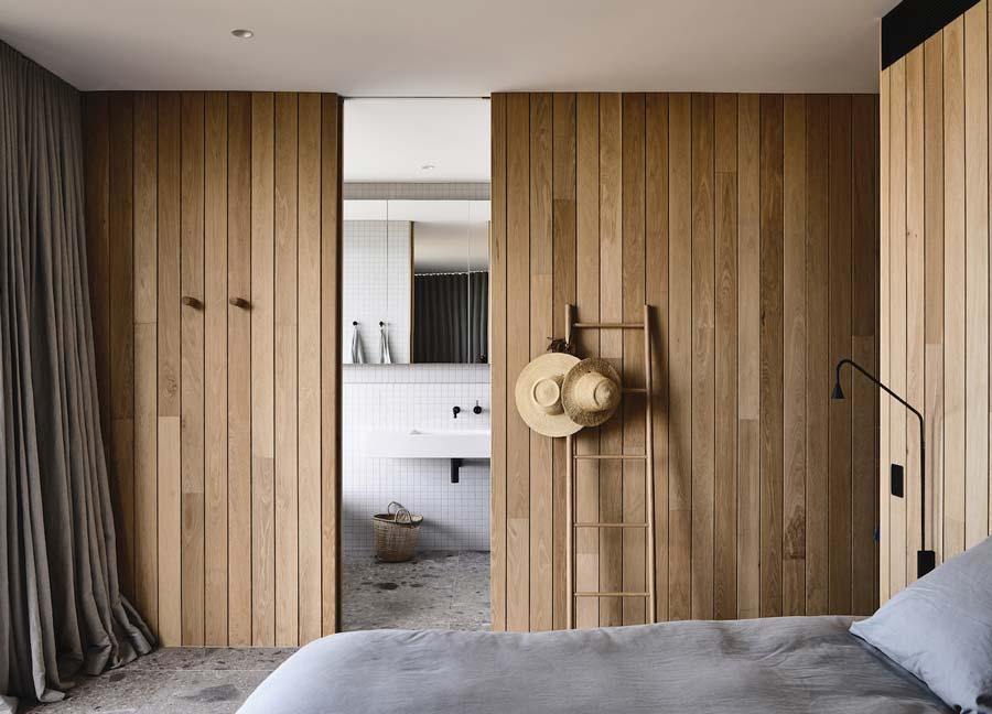 Bagno camera letto