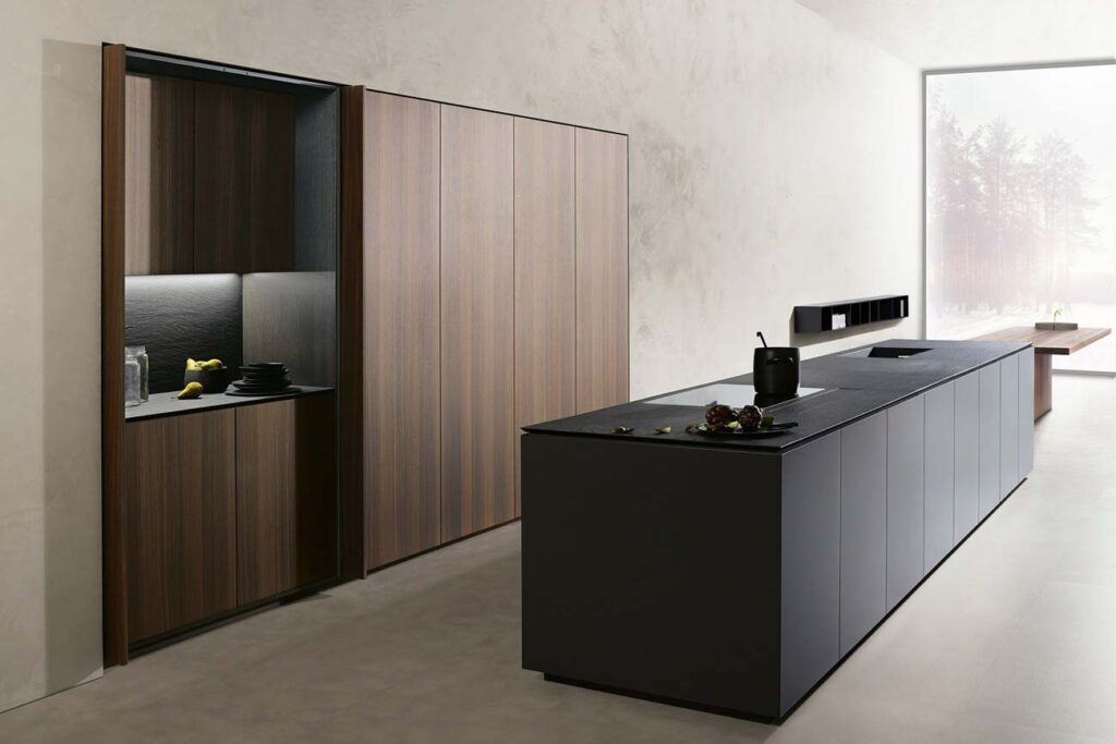 Cucine in legno moderne