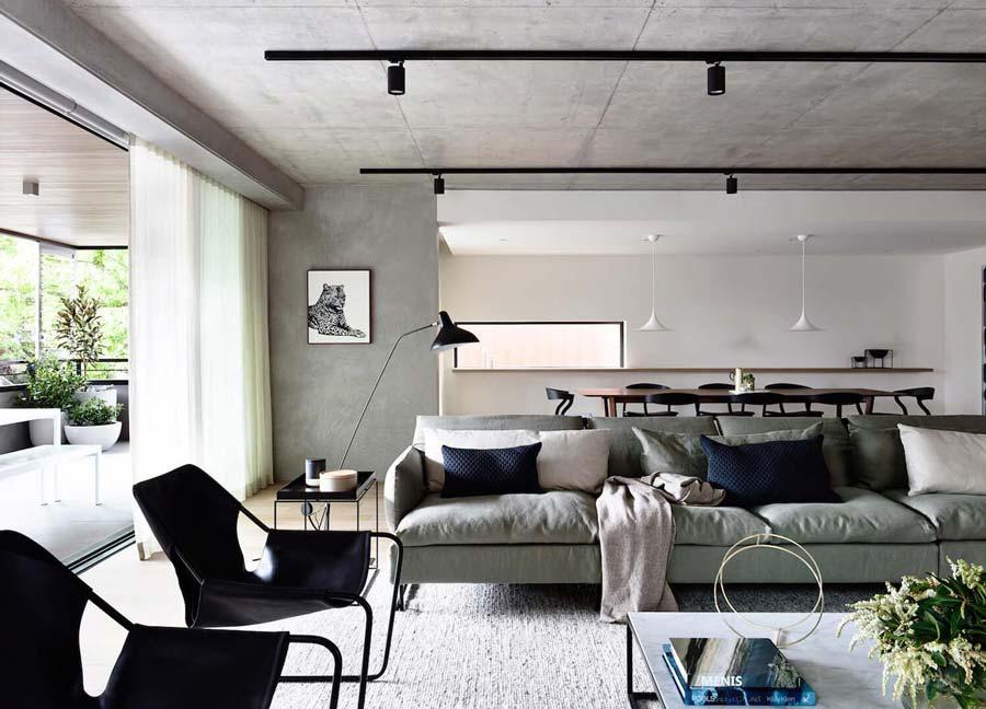 Illuminazione case moderne