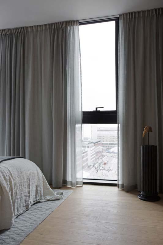 Tende moderne per la camera