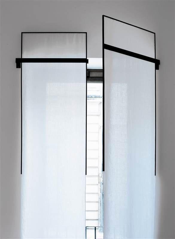 Tende a vetro moderne