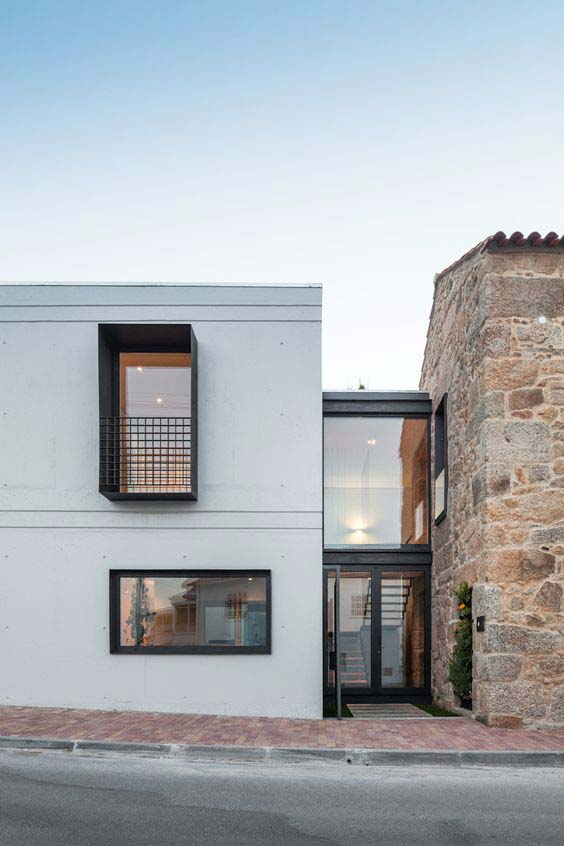 Ampliamento casa estensione esterna