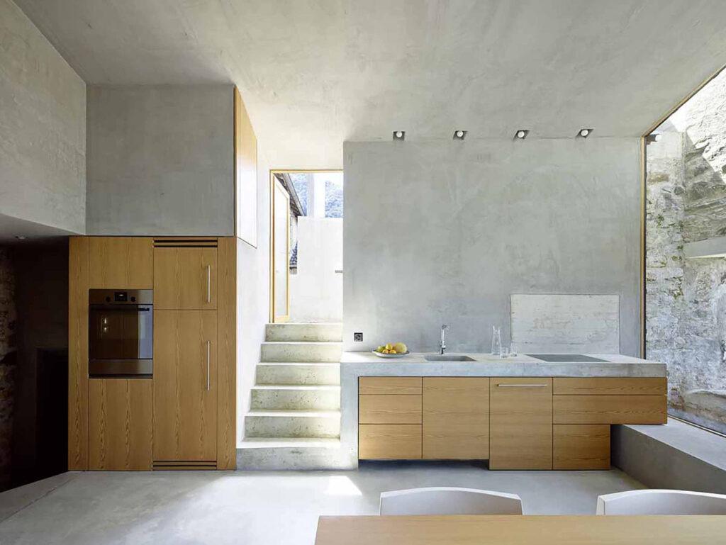 Cucina in muratura moderne