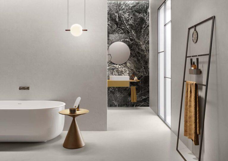 Rivestimenti per bagni moderni: quali sono e come sceglierli