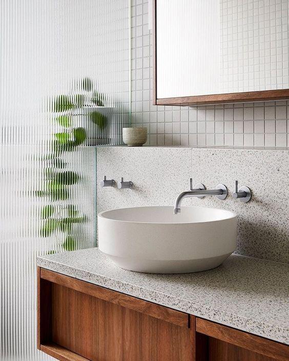 Rivestimenti per un bagno moderno
