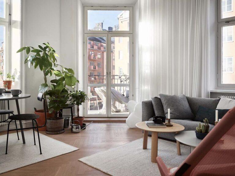 Tende moderne per il soggiorno: tutto ciò che devi sapere