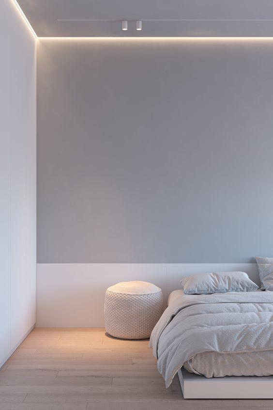 Illuminazione camera letto