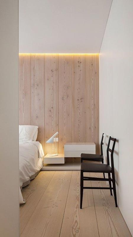 Illuminazione per le camere da letto moderne