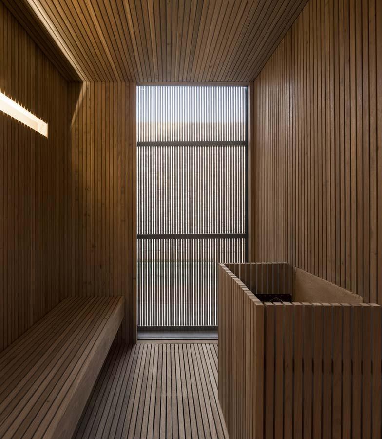 Saune in casa