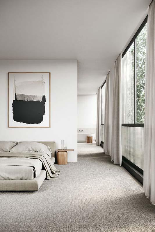 Tende moderne camera da letto