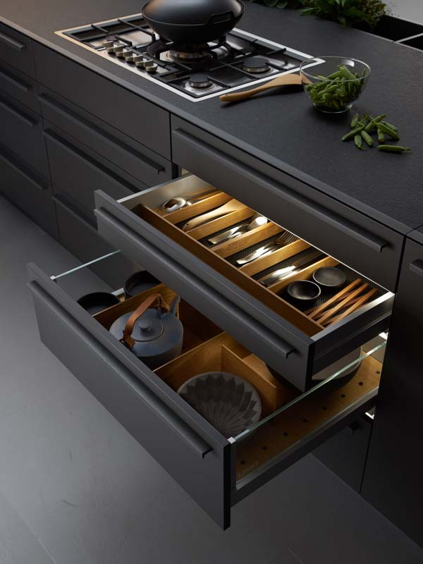 Cassetti cucine moderne