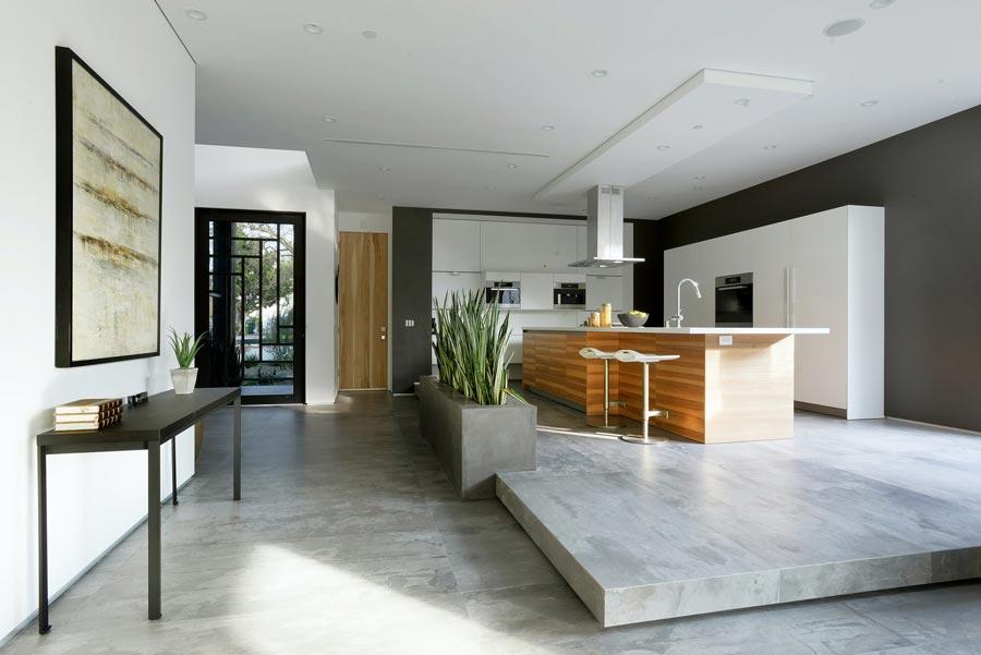 Idee per dividere soggiorno e cucina