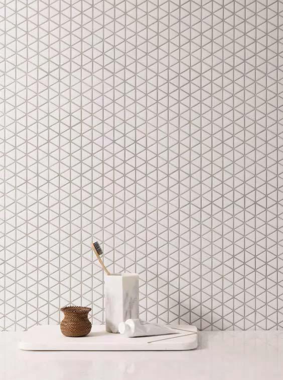 Bagni moderni in mosaico
