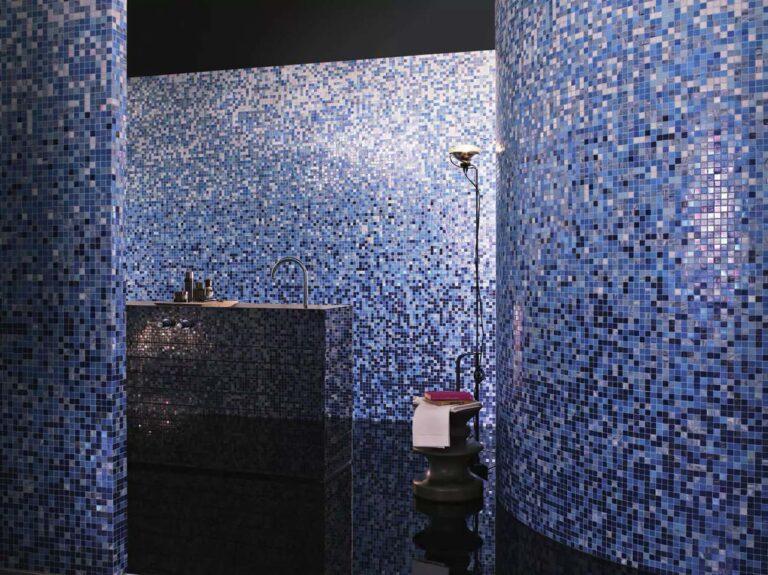 Bagni con mosaico: 3 possibilità per un bagno da sogno