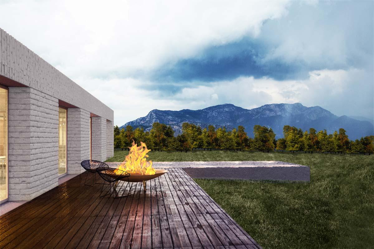 villa di lusso trento studio di architettura 5