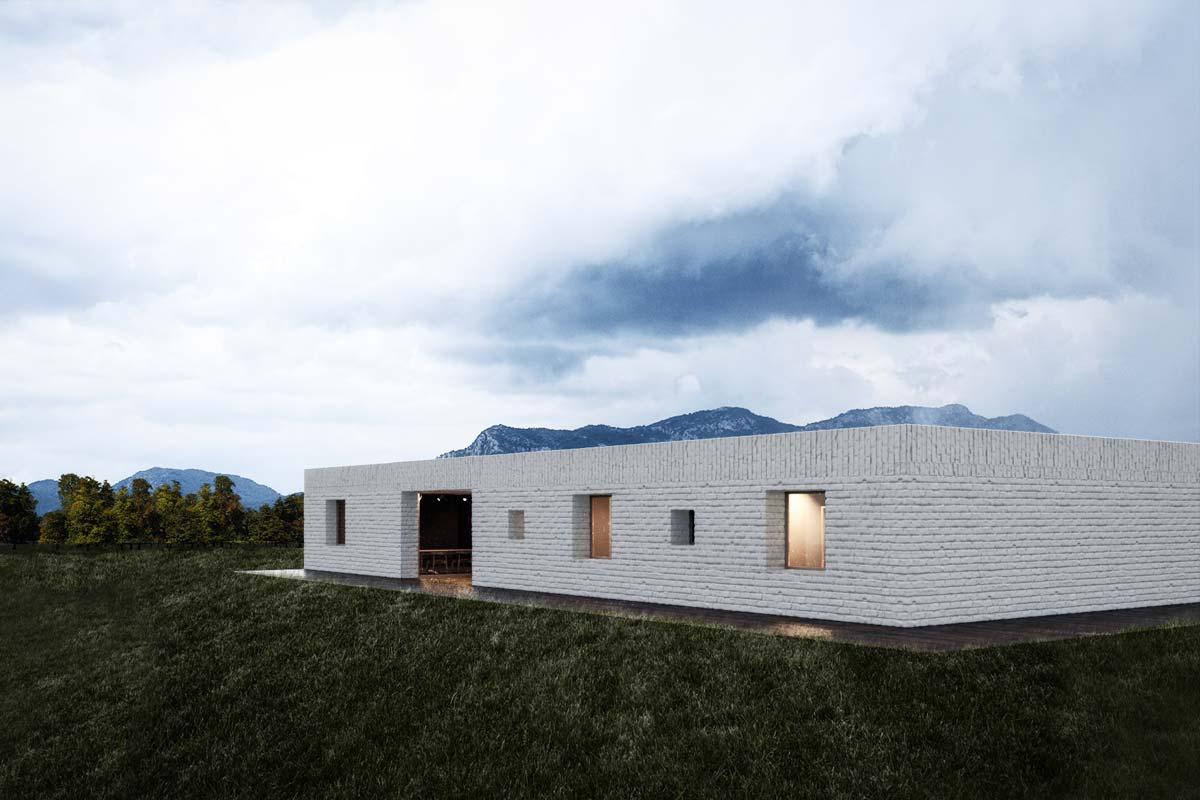 villa di lusso trento studio di architettura 6